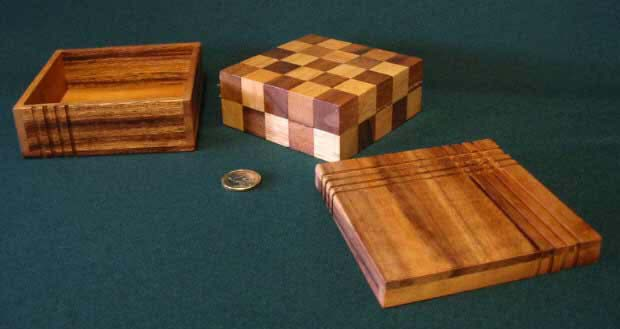 Gemani games, fourth dimension puzzle